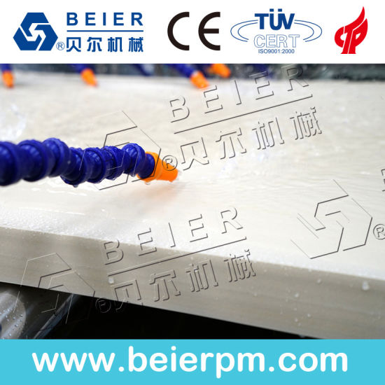 Plastic Extruder- Wood (WPC) PE/PP/PVC Window Profile/Board/Wall Panel/Edge Banding/Sheet/ Pipe Extrusion Production Line
