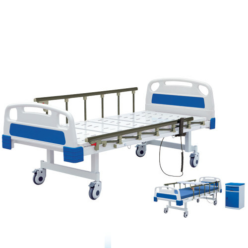 BS - 821 Electric ICU Hospital Bed with Two Functions Paramount Hospital Beds Patient Bed ICU Electric Bed