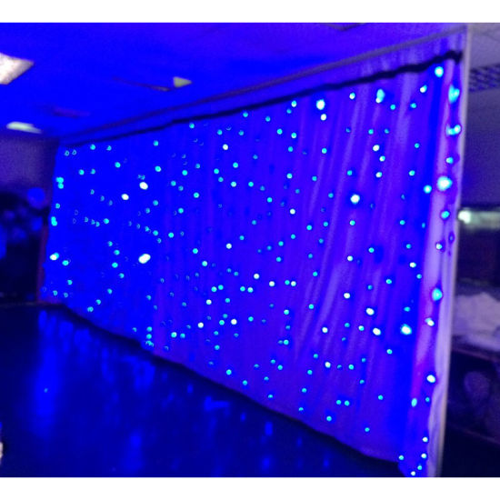 Led Curtains Lights Wedding Decoration Star China For Pictures Photos