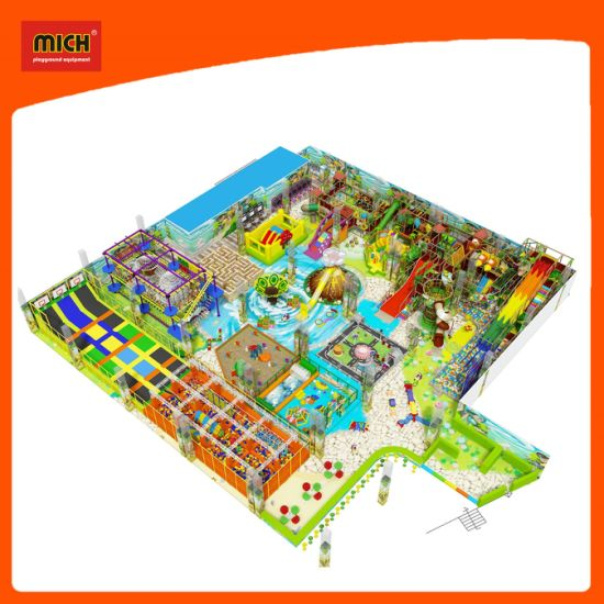Commercial Most Popular Indoor Soft Playground Amusement Park pictures & photos