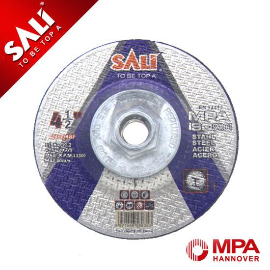 China Sali Best Quality Flange Lock Nut Abrasive Wheel China Steel