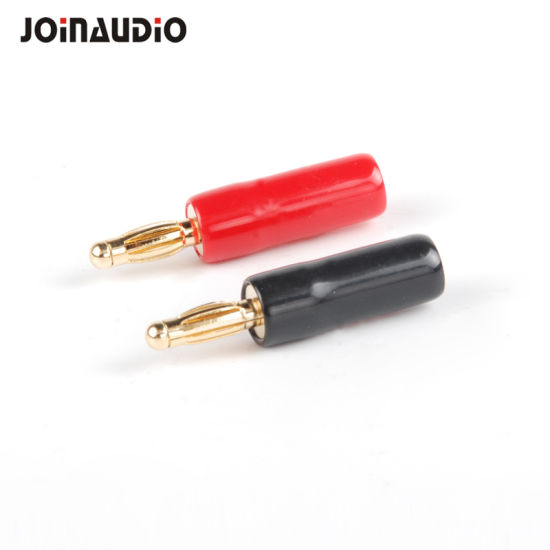 4mm Banana Plug Terminal for Amplifiers Adapter Connector (JMY-001)