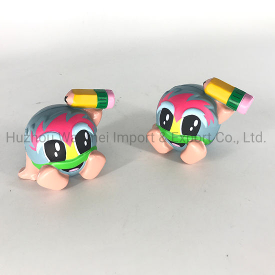 2020 OEM/ODM Custom Promotional Design Cute Anti Reliever Stress Ball