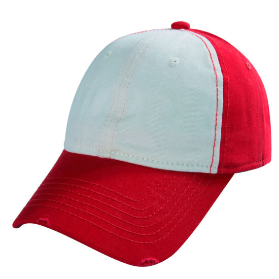 Promotional Print Washed Custom Cotton Sports Baseball Caps Hats pictures & photos