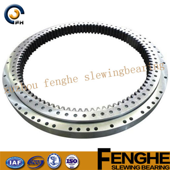 Slewing Bearing for Concrete Pump Truck pictures & photos