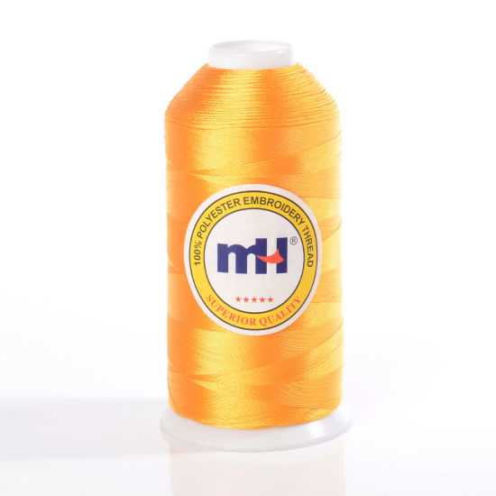 100d/3 Commercial Polyester Embroidery Thread