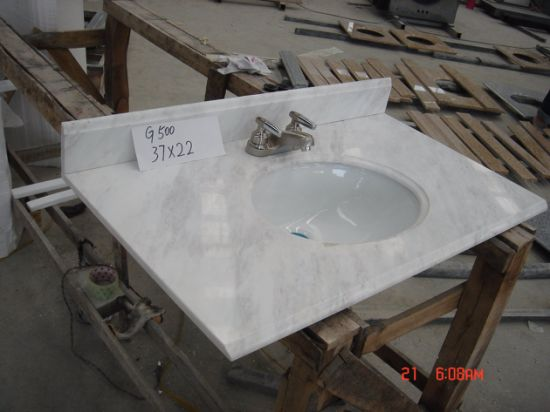Marble & Granite Stone Bathroom/Kitchen Vanity Top/Countertop pictures & photos