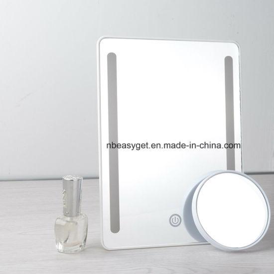 Lighted Makeup Mirror Led Natural, Led Makeup Mirror Vanity