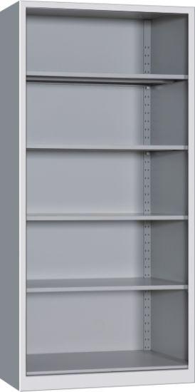 Pure White Collection 5 Shelf Bookcase