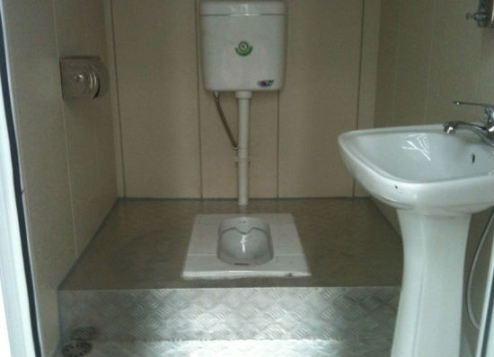 Prefabricated Mobile Toilet Portable For Sale