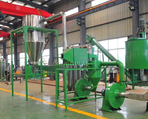 Plastic Waste PP Woven Bag Washing Machine Recycling Line pictures & photos