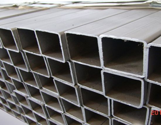 Top 500 China Youfa Brand 50X50mm Square Ms Steel Pipe pictures & photos