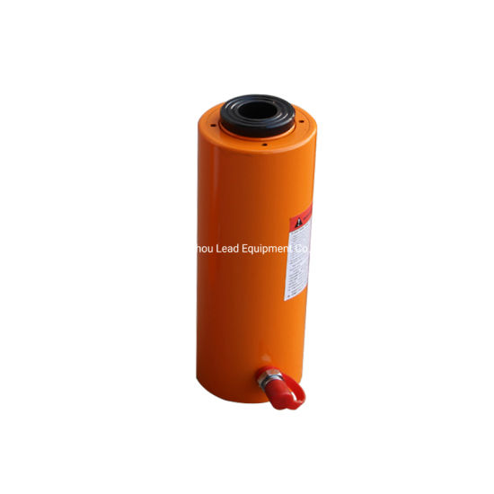 700 Bar Rch Single Acting Hollow Plunger Hydraulic Jack Cylinder