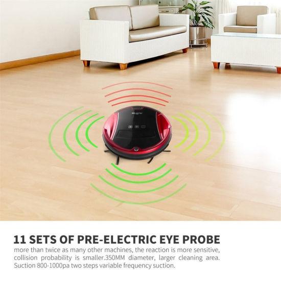 Sr 4 Sweeping Robot Intelligent Furniture Robot Vacuum Cleaner Intelligent  Self Charging