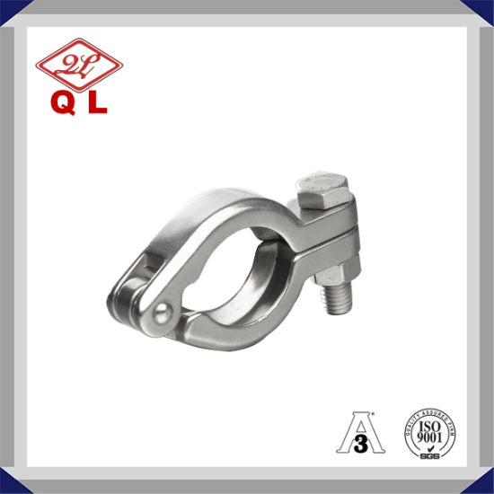 Sanitary Stainless Steel 13mhh Heavy Duty Clamp pictures & photos