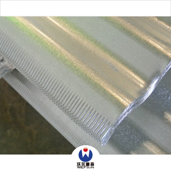 Metal Roofing Siding Cold Rolled Corrugated Galvanized Steel Sheet