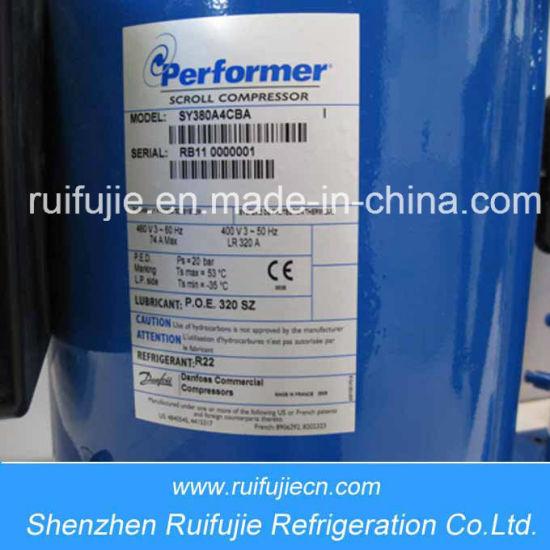 China Performer Scroll Compressors (SZ/SY/SM, R134A/R407C