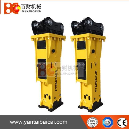 Hydraulic Rock Breaker for 20 to 26 Tone Excavator Hammer
