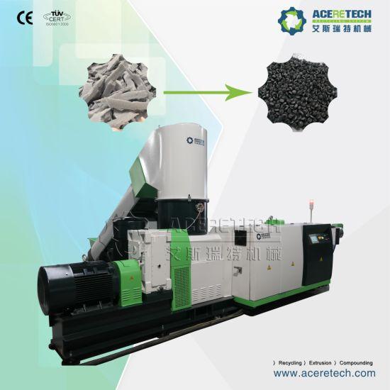 China Plastic Epe Eps Xps Water Ring Pelletizing Machine China