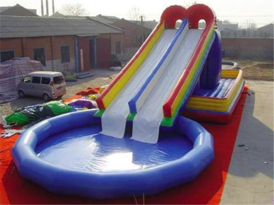 Inflatable Water Toy Swimming Pool Funny (SP-032) pictures & photos