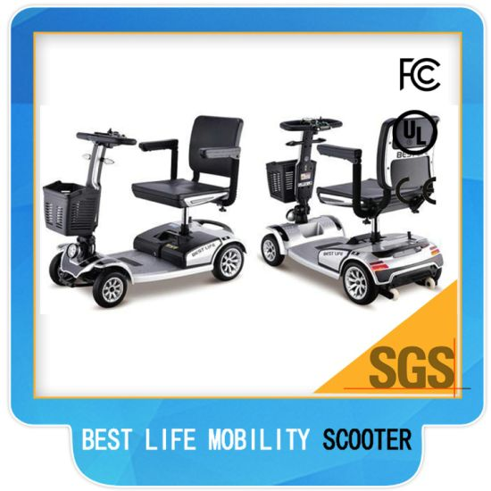 Electric Scooter for Disable People