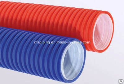 Corrugated Pipe with Aenor/Acs/ Skz/ Watermark/Wras/GOST Certificate pictures & photos
