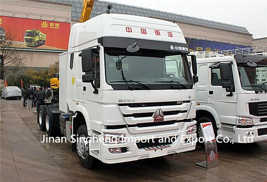China Manufacture Sinotruk Manual Tractor Truck pictures & photos