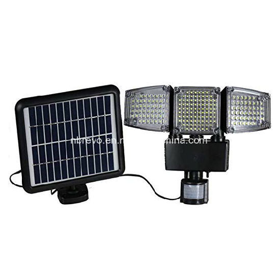 China Three Head Solar Motion Sensor