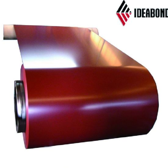 Competitive Price Pre-Painted Aluminum Coil for Aluminum Composite Material pictures & photos