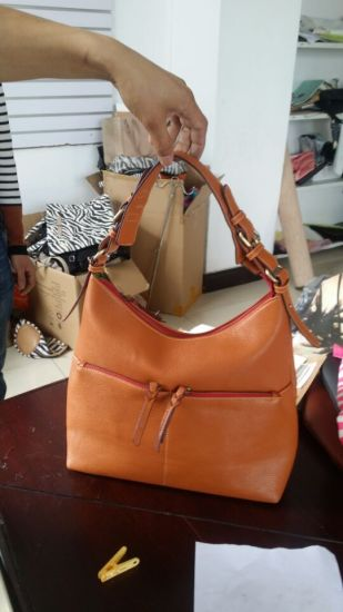 Hot Selling Ladies PU Bag (FY28B) pictures & photos