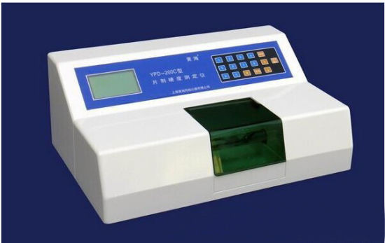 Automatic Tablet Hardness Testing Instrument pictures & photos