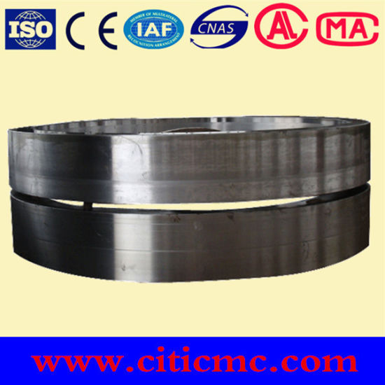 High Hardness Rotary Kiln Box Tire pictures & photos