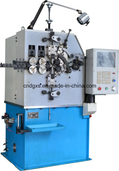 CNC Spring Coiling Machinery with Ce Approval (GT-CS-220) pictures & photos