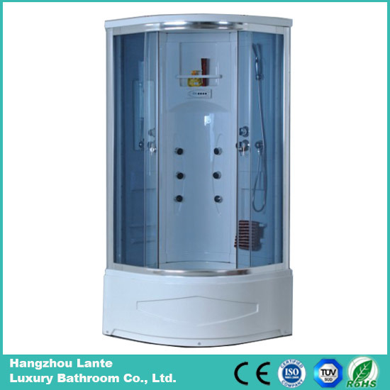 Simple Sector Shower Cabin with Massage Function (LTS-681-2)
