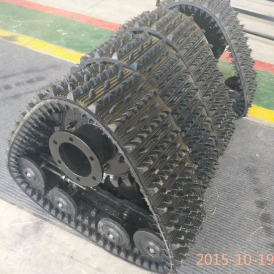 Rubber Track System for ATV (255F series) pictures & photos