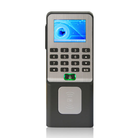 China Lcd Screen Biometric Rfid Proximity Door Entry Access Control
