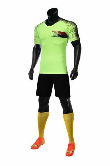 2019 Dry Fit Green Full Soccer Kits