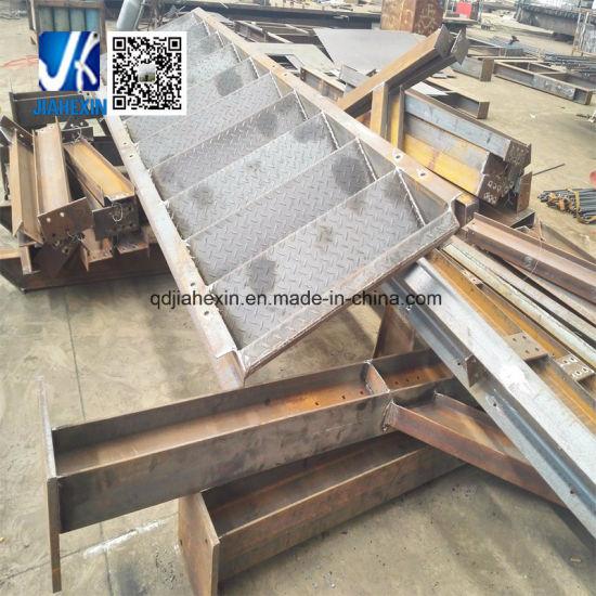 China Qingdao Steel Fabricator Welded Structural Steel