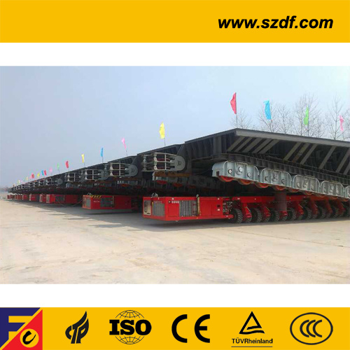 Spmt Self Propelled Modular Trailer /Spmt Transporters /Spmt pictures & photos