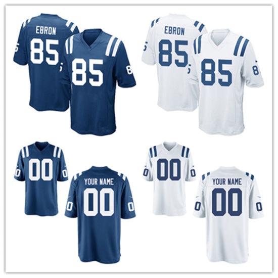 best website a28ac 09d28 China 2018 Camo Salute to Service Jersey Colts Jerseys 85 ...
