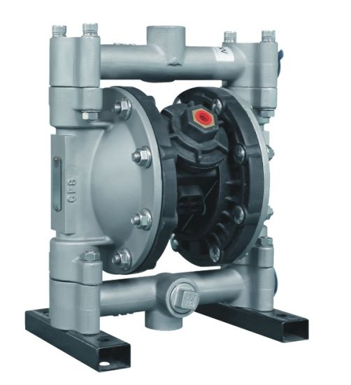 China rd 34 inch stainless steel pneumatic double diaphragm pump rd 34 inch stainless steel pneumatic double diaphragm pump ccuart Choice Image