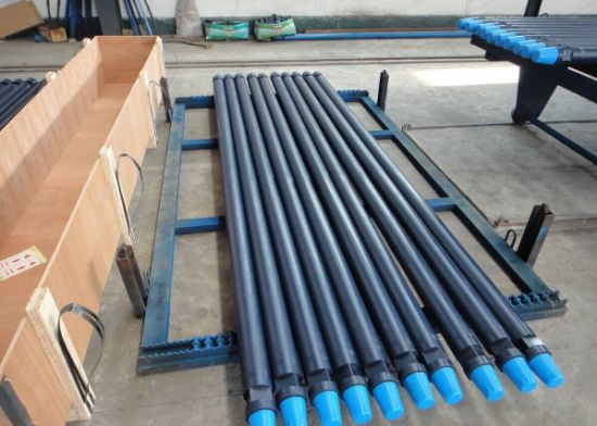 Friction Welding DTH Drill Rod Drilling Pipe pictures & photos