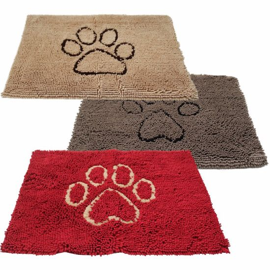 Super Absorbent Dog Gone Smart Large Dirty Dog Doormat Micro Fiber Pet Dog  Door Mat