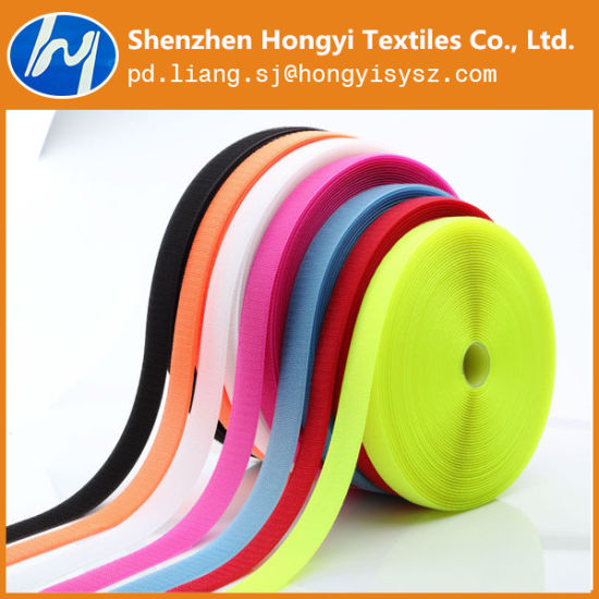 China Durable High Nylon Double Side Hook & Loop Tape with SGS