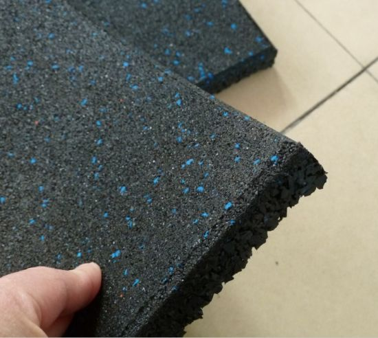 China Colorful Rubber Paver Tile Interlocking Rubber Tiles