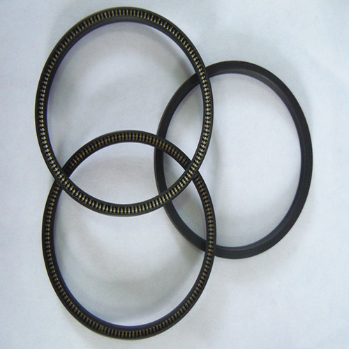 China Filled Carbon Fiber PTFE Spring Energized Seals - China Spring
