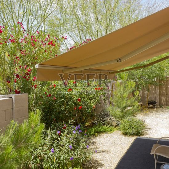Acrylic Shade Canvas Block out Awning Fabric Supply