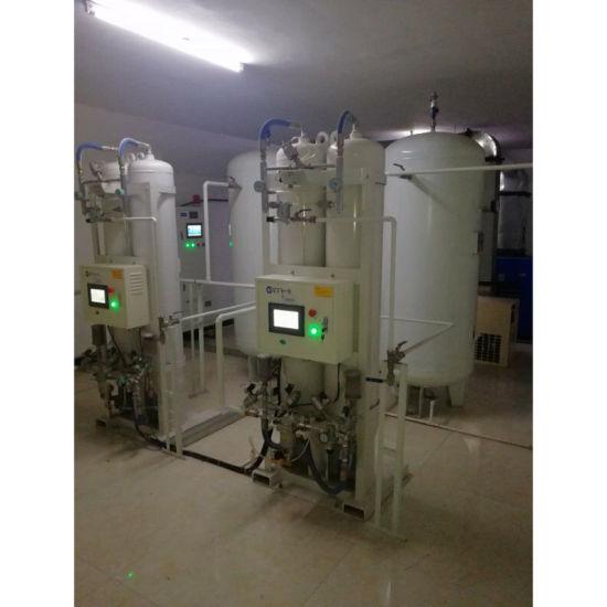Two Towers Psa Zeolite Molecular Sieve Oxygen Generator/Oxygen Concentrator