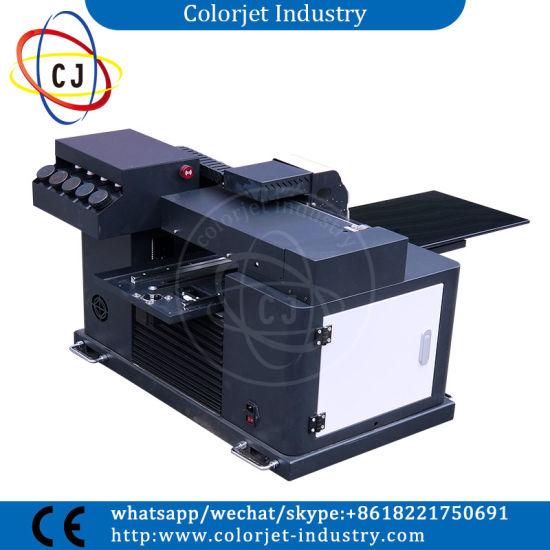 Ce Certificate A3 Size Cj-R3060UV 3D Embossed Feeling UV Phone Case Printing Machine