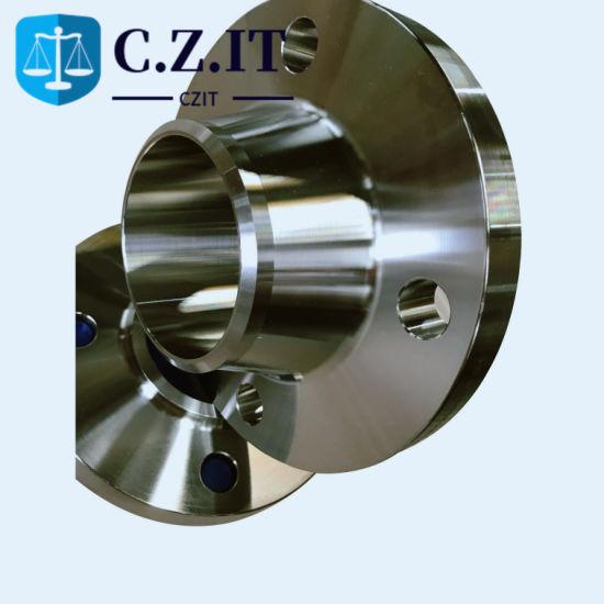Pn10 Pn16 Pn25 Stainless Steel Wn En1092-1 Type 11 Weld Neck Flange